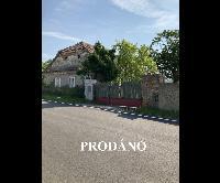 Prodej rodinného domu 3+1, stodola, pozemek 2353 m2, Maršovice, okr. Benešov