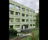 Prodej bytu 2+kk, komora, 43 m2, Králův Dvůr Nad Stadionem