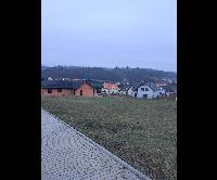 Prodej stavební parcely o výměře 1706 m2, Trubín, okr. Beroun