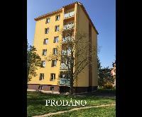 Prodej bytu 2+1, lodžie, 57 m2, ulice Josefa Hory, Beroun
