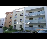 Prodej bytu 1+kk, 27 m2, novostavba, ulice Na Okraji, Hořovice