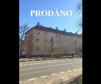 Prodej bytu 3+1/balkon, 68 m2, cihla, vlastní plyn. topení, garáž, Třída Míru, Beroun