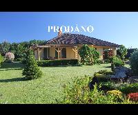 Prodej přízemního rodinného domu 3+1, garáž, pozemek 901 m2, Mýto-Kařízek II, okr. Rokycany