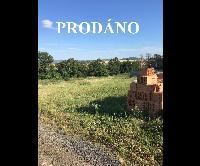Prodej stavební parcely o výměře 459 m2, Bavoryně u Zdic, okr. Beroun