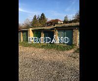 Prodej garáže 19 m2, Beroun – Traktorka, ulice Okrajová